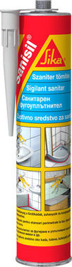 Sanisil Silicon sanitar Transparent 300 ml