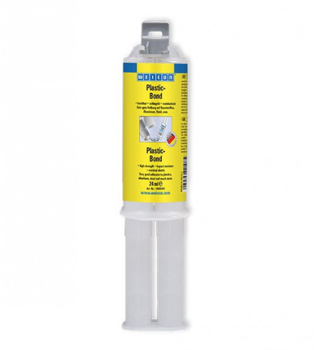 Adeziv puternic Plastic Bond aluminiu, plastic, metal 24g
