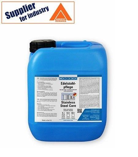 Solutie pentru curatat inox cu efect antistatic 10 litri