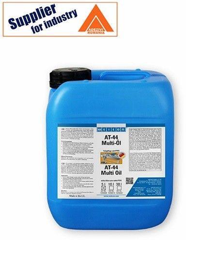 Weicon AT-44 lichid de protectie anticoroziva, curatare, lubrifiere, ambalaj 10L
