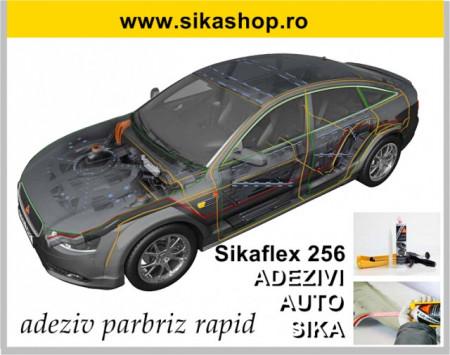 Adeziv parbriz auto Sikaflex 256 economic 600 ml - Livrare la BAX