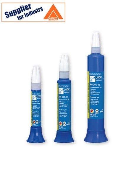Adeziv Weiconlock AN301-43 albastru 200ml monocomponent