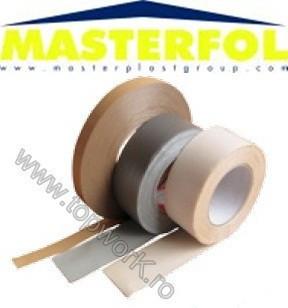 Banda adeziva pentru lipirea foliei 50mm X 25m