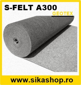 Geotextil Sika S-Felt A300 poliester 100 mp