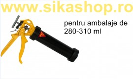 Pistol Sika Powerflow combi 310 ml silicon