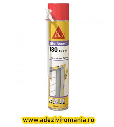 SikaBoom spuma poliuretanica 180 la tub de750 ml