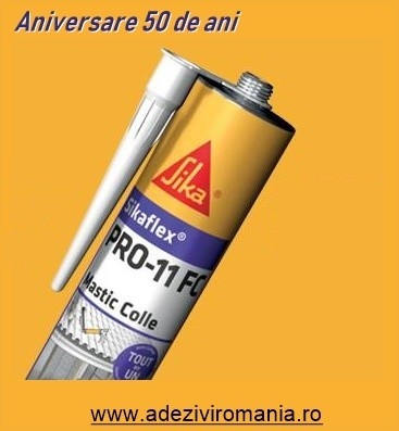 Sikaflex 11 FC sigilant-etansant-adeziv Pachet promotie la cutie