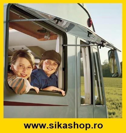 Sikaflex 521 UV salam de 600 ml Adeziv Auto Alb poliuretan hibrid profesional
