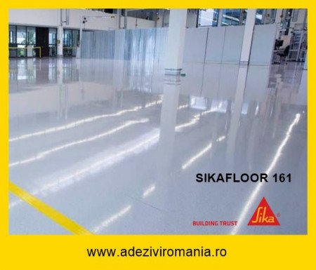 Sikafloor 161 A+B 279 kg