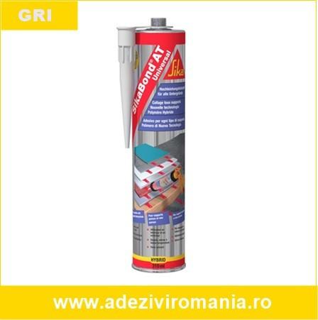 SikaBond AT Universal Adeziv lemn, palstic, PVC, beton, metal, tabla