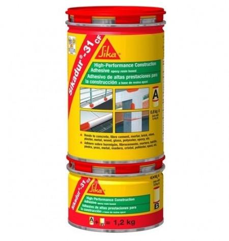 Adeziv epoxidic Sikadur 31 EF Normal ambalaj 1.2 kg