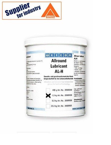 Lubrifiant Weicon AL-H rezistent la temperaturi inalte 1kg