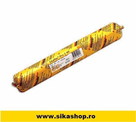 Sikaflex PRO3 sigilant constructii de beton ambalaj la 600 ml