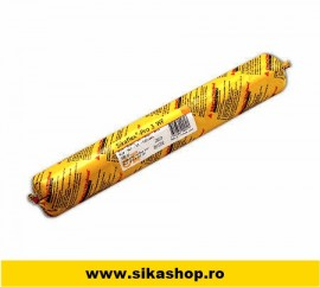 Sikaflex PRO3 Swiss sigilant constructii de beton ambalaj la 600 ml