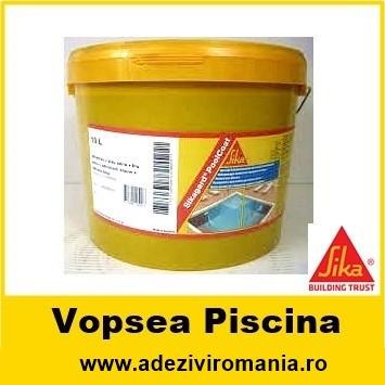 SikaGard Poolcoat vopsea piscina 13,2 kg Adriatic blue