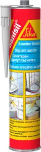 Sanisil Silicon sanitar Transparent 300 ml