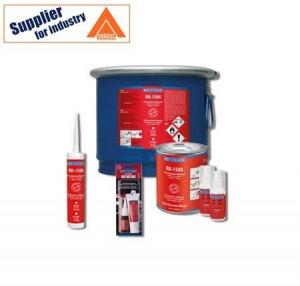 Adeziv bicomponent pe baza de metil metacrilat Weicon RK-1500 lichid, rezistent la impact, intarire rapida 310g
