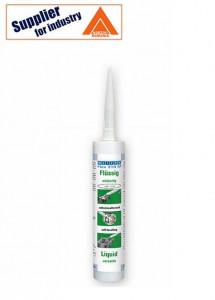 Adeziv si etansant flexibil monocomponent Weicon Flex 310 M Liquid, autonivelant, rezistent la raze UV, 310ml