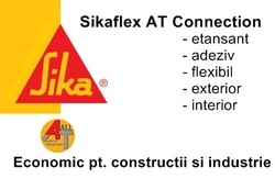 Etansant fatade acoperisuri Sikaflex AT Connection ambalaj 600 ml
