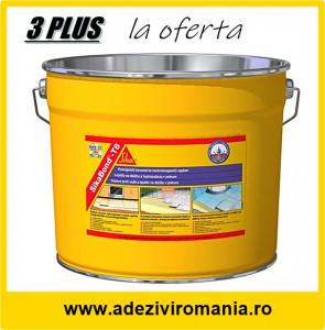 Hidroizolatii terase 3 Plus SikaBond T8 si Adeziv 13,4 kg