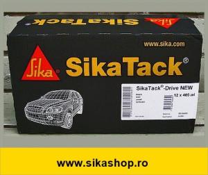 SikaTack Drive (Sikatack GO) Adeziv parbriz ambalaj 600 ml