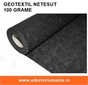 Geotextil netesut de protectie pentru acoperis si fundatii