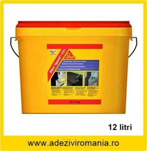 Hidroizolatie bituminoasa lichida pt fundatie, Sika Igasol 101 ambalaj 12 litri