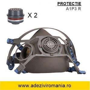 Masca de protectie A1 P3 vapori si praf