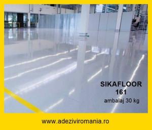 Sikafloor 161 A+B ambalaj 30 kg amorsa epoxidica