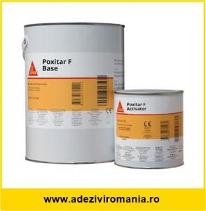 Raparatie protectie metal Sika Poxitar F la bidon 35 kg