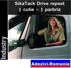 Adeziv montaj parbriz set SikaTack Drive repset 1 cutie