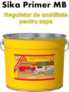 Sika Primer MB amorsa adeziv parchet regulator umiditate pt sape la 10 kg