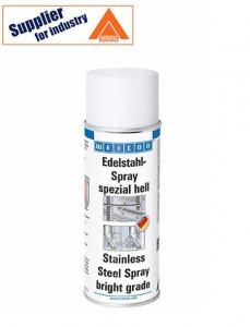 Weicon Spray Inox Stralucitor 400ml rezistent la agenti chimici, coroziune