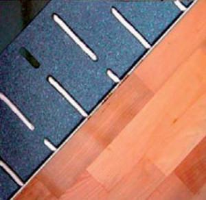 SikaLayer 03 acopera 12.5 mp strat fonoabsorbant