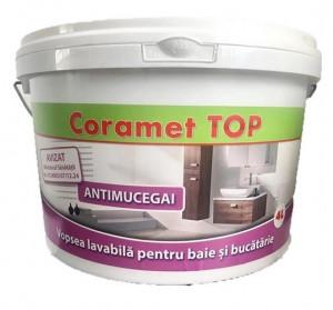 Vopsea lavabila antimucegai Coramet