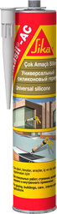 Sikasil Universal silicon Transparent 280 ml