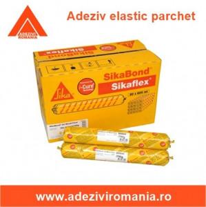 SikaBond 52 Parquet Adeziv parchet 600ml - Pret Sistem