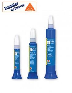 Adeziv monocomponent albastru Weiconlock AN 302-41 rezistent la vibratii 20ml