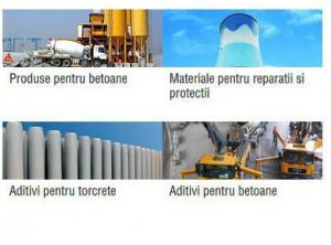 Aditiv apastop DM2 hidroizolatie beton la 200 kg