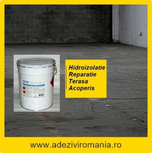 Hidroizolatie acoperis si terasa TopWork Elastic rosu-oxid