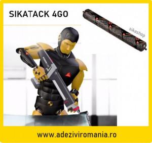 SikaTack GO4 NEW Adeziv parbriz ambalaj 600 ml