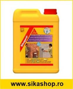 Protectie antimucegai SikaGard 905 W pentru tencuiala si straturi absorbante