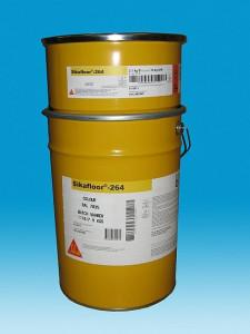 SikaFloor 264 la 30 kg sigilant epoxidic bicomponent - pardoseli epoxidice