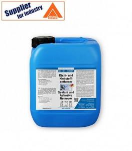 Decapant de curatare resturi adezivi, etansanti intariti 5 litri