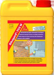 Impermeabilizare beton piatra zidarie Sikagard 703 W 5 litri