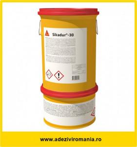 Sikadur 30 lipire reparatii consolidari - adeziv epoxidic 6 KG