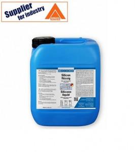 Weicon lichid tehnic Silicon incolor 5L rezistent la temperaturi inalte