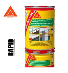 Adeziv epoxidic bicomponent Sikadur 31 Rapid la 6kg