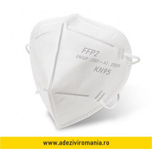 Masca protectie respiratorie FFP2 praf si substante