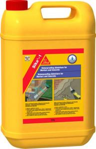 Sika 1 Aditiv pentru mortar ambalaj 5 litri Apastop